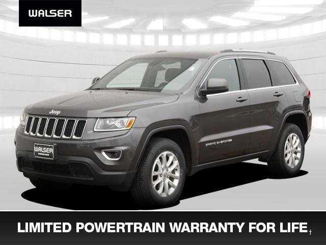 Pre-Owned 2015 Jeep Grand Cherokee Laredo +Warranty For Life