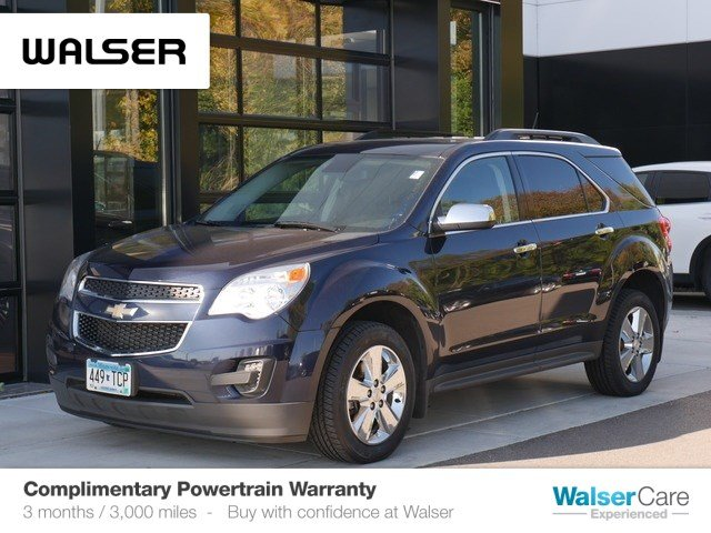 Pre-Owned 2015 Chevrolet Equinox