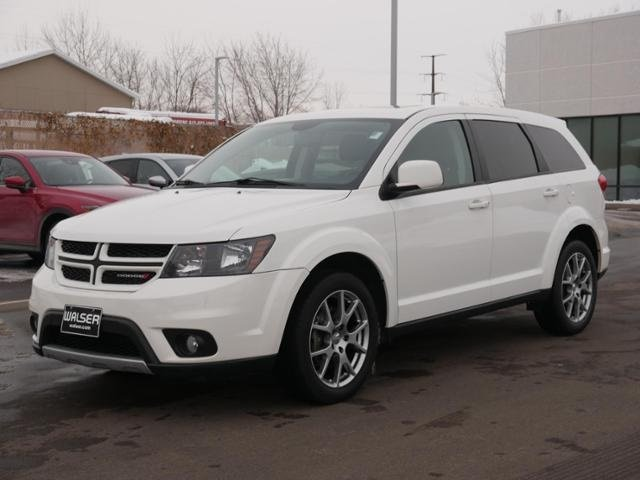 Pre-Owned 2016 Dodge Journey R/T Hot Seats/Steering Wheel Leather Nav