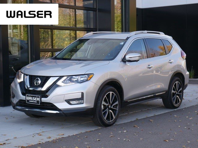 Pre-Owned 2019 Nissan Rogue SL AWD