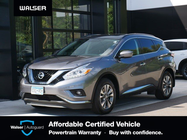 Pre-Owned 2016 Nissan Murano