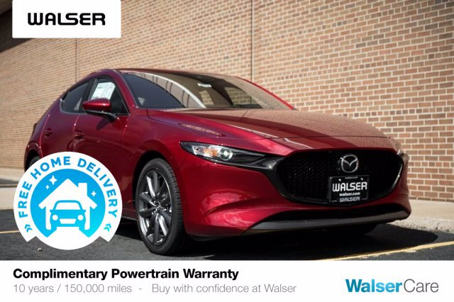 New 2020 Mazda3 Hatchback HATCH AWD PREFER
