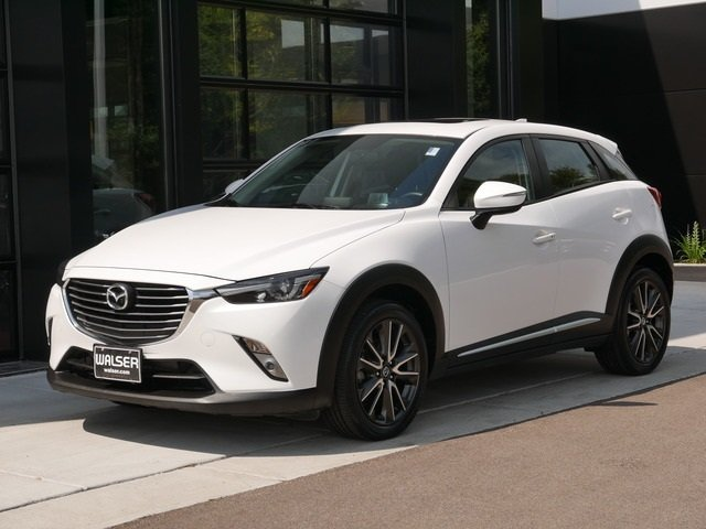 Certified Pre-Owned 2016 Mazda CX-3 GRTOUR