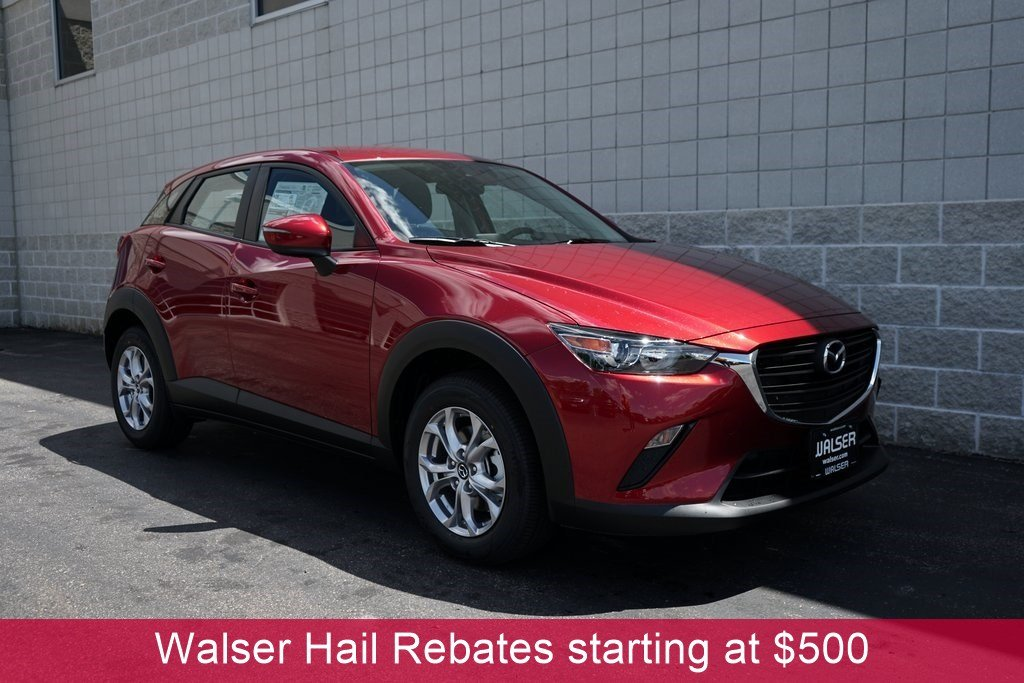 New 2019 Mazda CX-3 SPORT AWD
