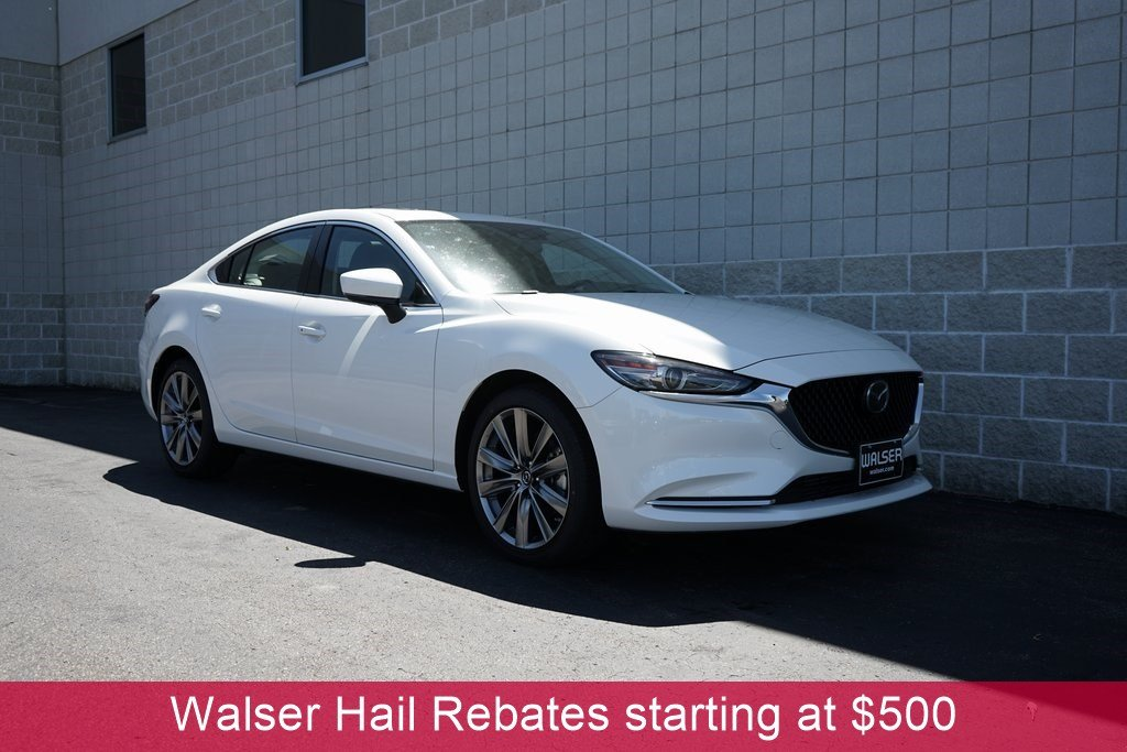New 2019 Mazda6 Grand Touring Reserve FWD Sedan
