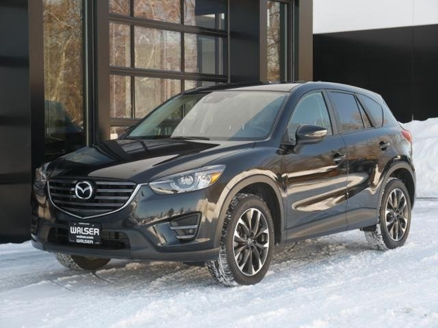 Pre-Owned 2016 Mazda CX-5 Grand Touring Htd Lthr Moon/Bose Nav