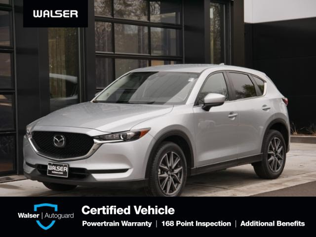 Pre-Owned 2018 Mazda CX-5 Touring AWD Htd Seats