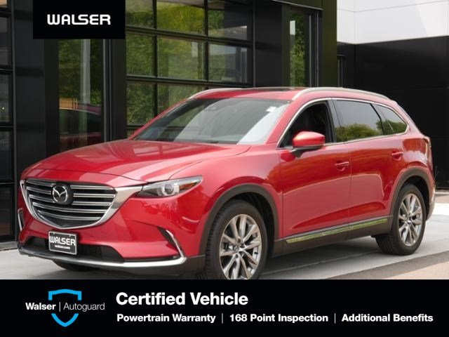 Certified Pre Owned 2017 Mazda Cx 9 Grndtr