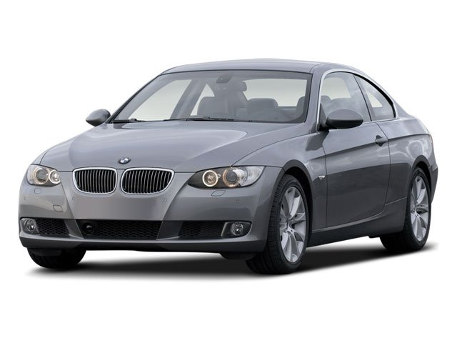 Pre-Owned 2008 BMW 3 Series BASE