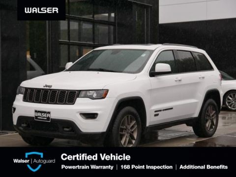 Pre-Owned 2016 Jeep Grand Cherokee LARE