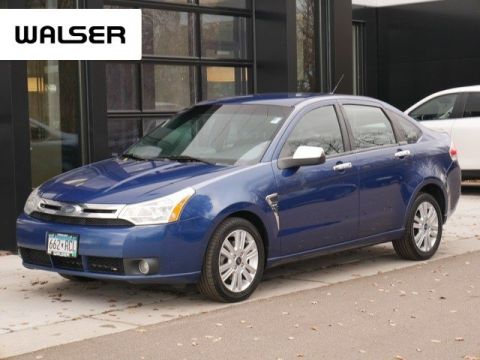 Pre-Owned 2008 Ford Focus SE DELUXE DRIVER