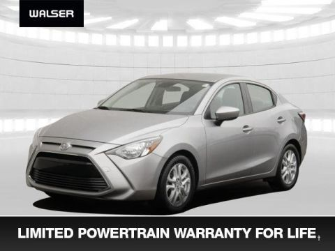 Pre-Owned 2016 Scion iA Base Manual + Warranty For Life