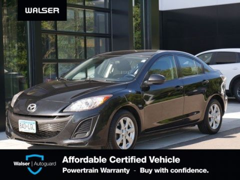 Pre-Owned 2011 Mazda3 ITOUR