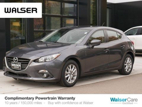 Pre-Owned 2016 Mazda3 TOURING MR
