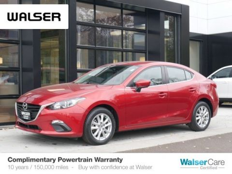 Pre-Owned 2016 Mazda3 i Sport Preferred