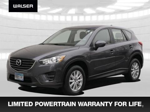 Pre-Owned 2016 Mazda CX-5 Sport AWD +Warranty For Life
