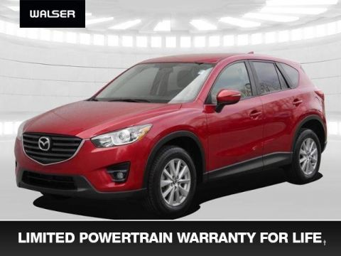 Pre-Owned 2016 Mazda CX-5 Touring AWD +Warranty For Life