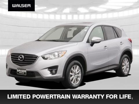 Pre-Owned 2016 Mazda CX-5 Touring Moon Bose +Warranty For Life