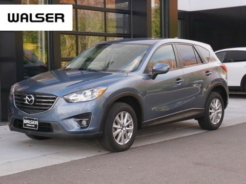 Pre-Owned 2016 Mazda CX-5 TOURING NAV HSTS