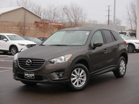 Pre-Owned 2016 Mazda CX-5 Touring AWD Backup Cam 1 Owner