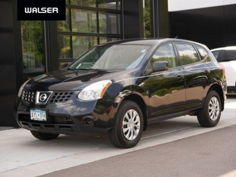 Pre-Owned 2008 Nissan Rogue