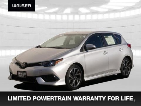 Pre-Owned 2016 Scion iM Base Alloys B-Cam +Warranty For Life