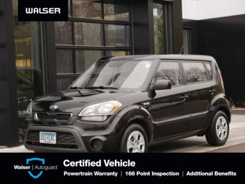 Pre-Owned 2013 Kia Soul Manual Transmission
